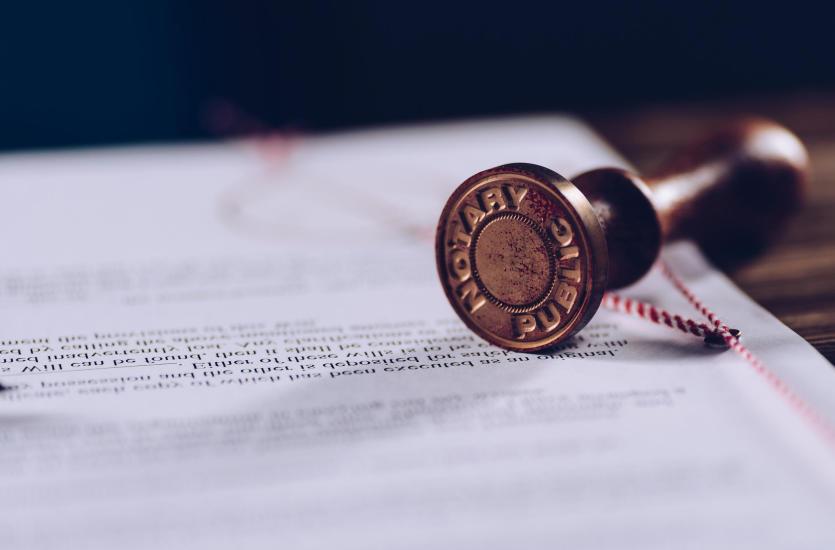 W jakich sytuacjach potrzebny jest notariusz?