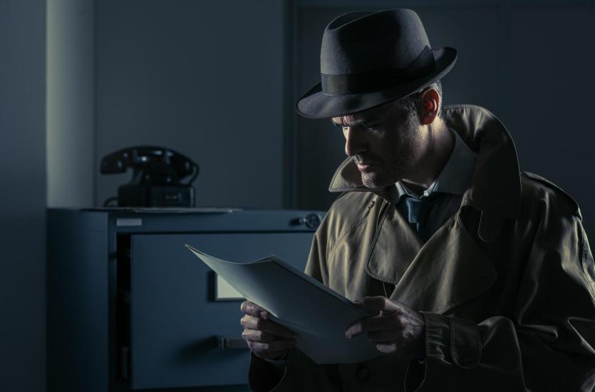Zawód detektyw - wyobraźnia kontra rzeczywistość.