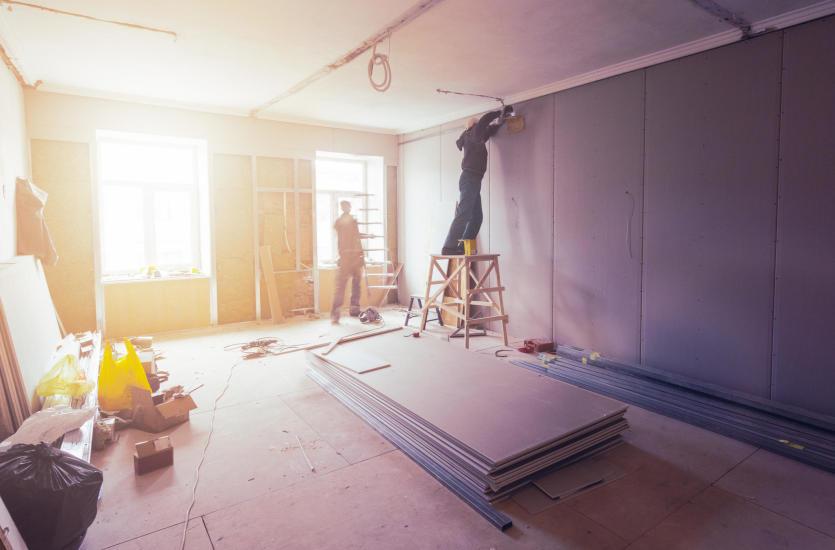 Jak sprawnie i bezproblemowo przeprowadzić remont biura?