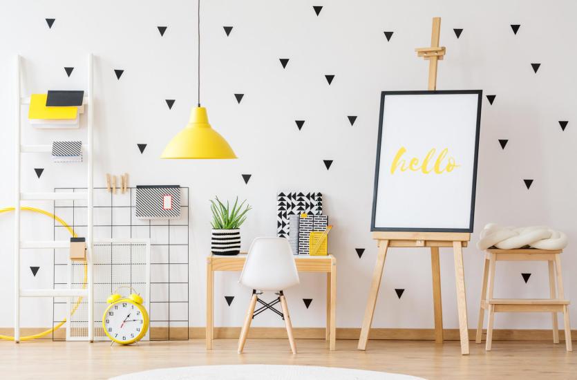 Nowoczesne wnętrze – tapety, które odmienią Twój dom