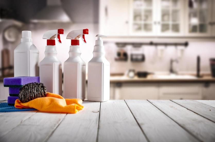 Prawidłowe funkcjonowanie domu – chemia gospodarcza