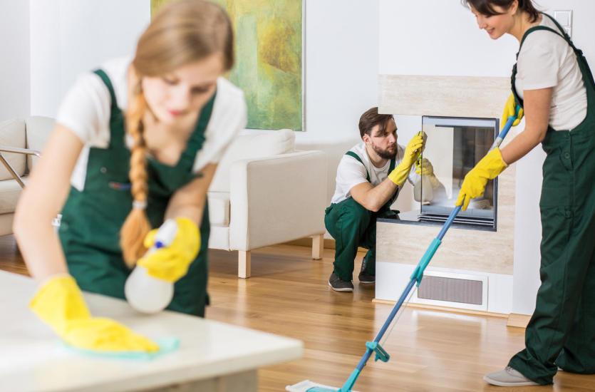 Pięć zasad przy wyborze firmy sprzątającej
