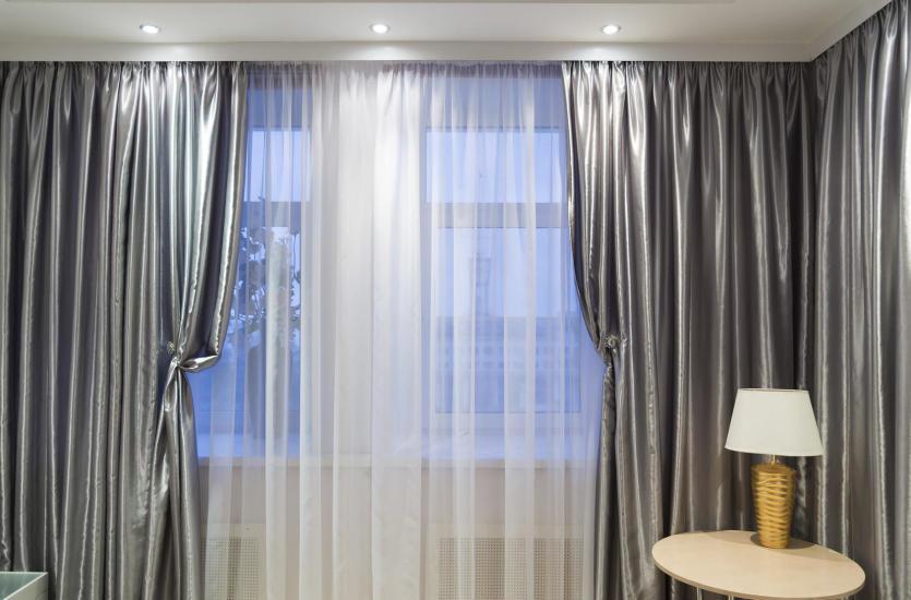 Odświeżone wnętrza dzięki dekoracjom okiennym