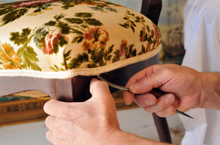Niezbędne akcesoria tapicerskie