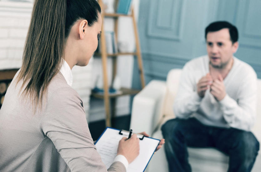 Przebieg konsultacji psychologicznej