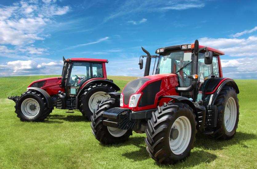 Jak Dobrać Oświetlenie Robocze Do Maszyny Rolniczej