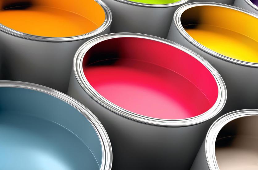 Nowoczesne farby drukarskie