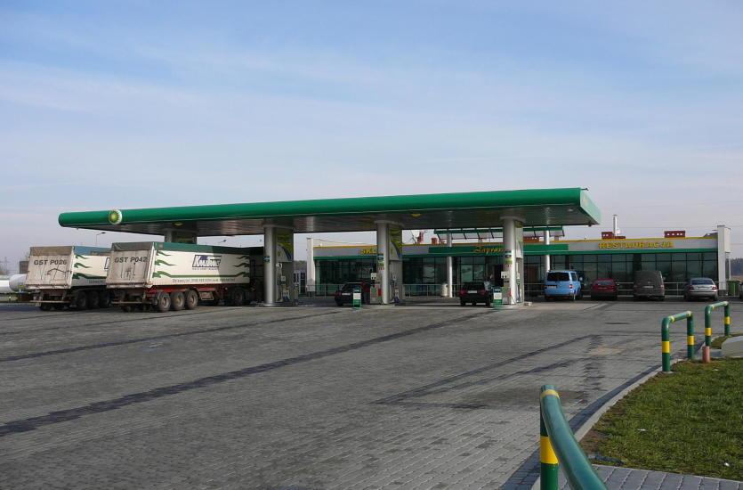 Projektowanie i wykonawstwo stacji paliw