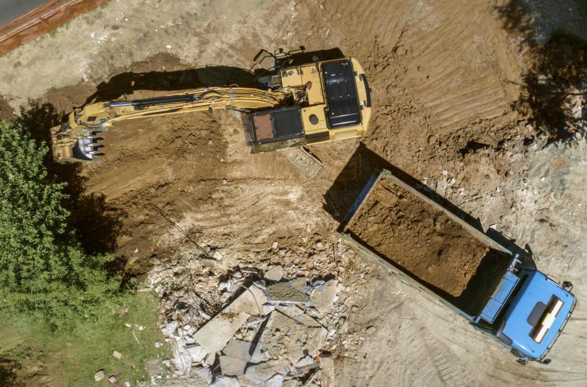 Земляные работы под фундамент - позаботьтесь о прочном фундаменте для вашего дома