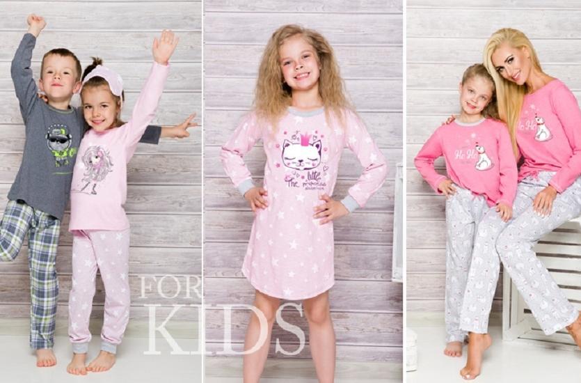 9098f5b1db3480 Piżamy damskie, męskie i dziecięce, czyli w czym wygodnie spać?