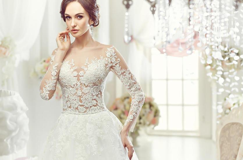 Idealna suknia ślubna na miarę