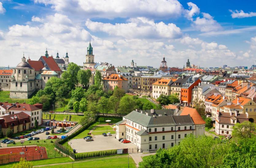 Co warto zobaczyć w Lublinie?