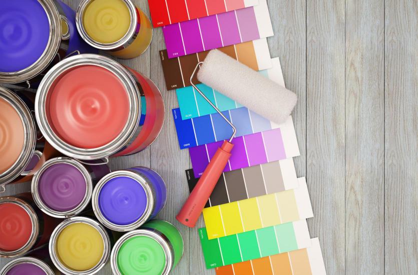 Mieszalnia farb - kolory świata w zasięgu ręki
