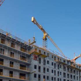 Kompleksowe usługi związane ze wzniesieniem budynku