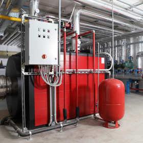 Projektowanie i modernizacja kotłów przemysłowych