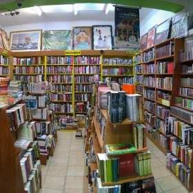 Mała księgarnia – dla tych, którzy kochają zapach książek