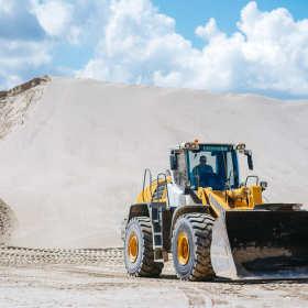 Dlaczego suszymy piasek?