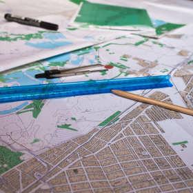 Istotna rola mapy do celów projektowych przy inwestycjach budowlanych