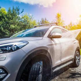 Myjnia parowa – twoje auto dawno nie było tak czyste!