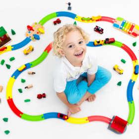 Wysokie jakościowo zabawki dla dzieci w różnym wieku