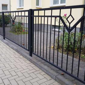 Dlaczego warto wybrać ogrodzenia metalowe?