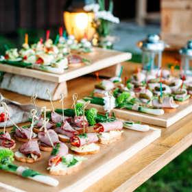 Potrawy podczas spotkań biznesowych – kuchnia Fushion