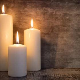 Produkcja świec dawniej i dziś