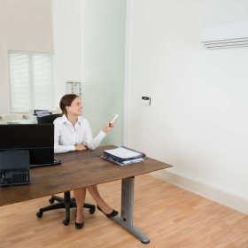 Wentylacja i klimatyzacja w miejscu pracy