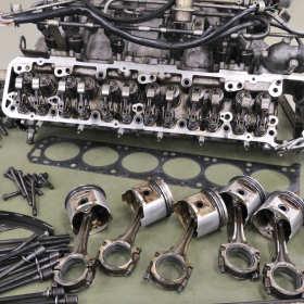 Regeneracja części samochodowych – sposób na oszczędność