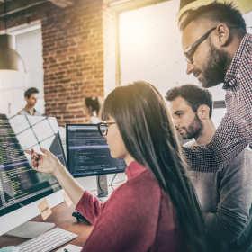 Usprawnienie działania firmy dzięki rozwiązaniom teleinformatycznym