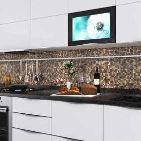 Nowoczesność w kuchni – telewizor przeznaczony do zabudowy