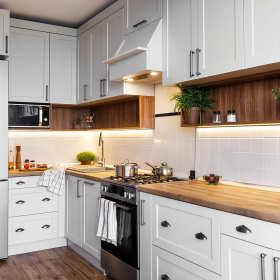 Postaw na kuchnię zaprojektowaną na wymiar! – meble na zamówienie
