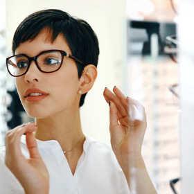 Wyjątkowe okulary z renomowanego zakładu optycznego