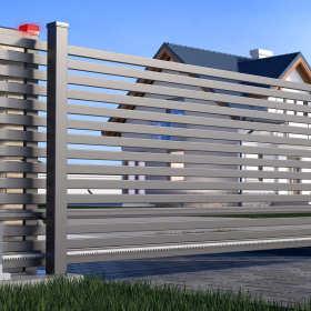 Bramy, balustrady i ogrodzenia ważnym elementem posesji