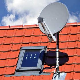Telewizja satelitarna i naziemna cyfrowa w wielu pomieszczeniach!