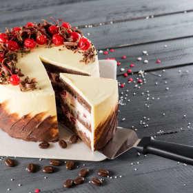 Rodzaje tortów i ciast w ofercie cukierni
