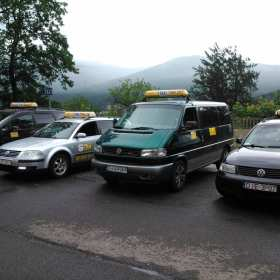 Wysoki standard najlepszych firm taksówkarskich