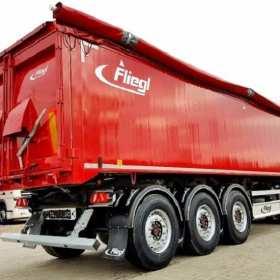 Jakie naczepy do samochodów ciężarowych są obecnie popularne?