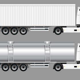 Rodzaje naczep do samochodów ciężarowych