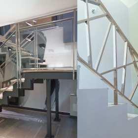 ALKO – nowoczesne schody, balustrady i ogrodzenia