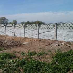 Największe zalety ogrodzeń betonowych