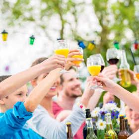 Nowoczesne wesela, czyli plener, catering i atrakcje