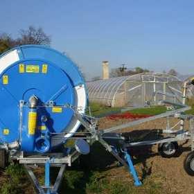 Nowoczesne rolnictwo – wykorzystanie deszczowni przy uprawie roli