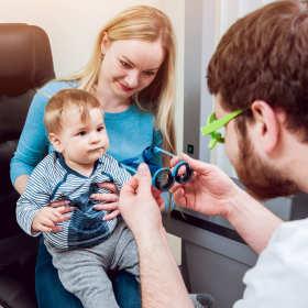 Problemy z widzeniem u najmłodszych, czyli okulistyka dziecięca