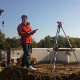 Inwentaryzacja powykonawcza budynków i przyłączy – geodeta