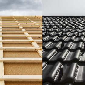 Jak stworzyć solidny dach, czyli niezbędne materiały budowlane