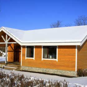 Nowoczesne domy kanadyjskie – tylko z firmą Construction