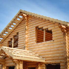 3 największe zalety domów drewnianych