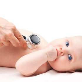 Najczęstsze choroby układu pokarmowego u dzieci