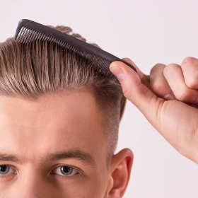 Koloryzacja włosów męskich